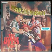 The Herbie Marks Trio - Herbie Goes Hawaiian - autographed LP record + CD-R b/u