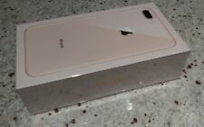 NEW Apple iPhone 8 Plus 256GB Gold Smartphone Factory Unlocked IN HAND FAST SHIP