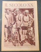 Rivista Settimanale - Il Secolo XX - N° 36 Settembre 1932 Binda vince Campionato