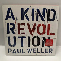 Paul Weller - A Kind Revolution NEW Sealed Vinyl LP Album 180gm
