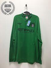 Manchester City GK Goalkeeper Football Shirt 2012/2013 Men's XL Extra Large