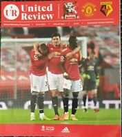Manchester United-Scored 1:0 vs Watford FA CUP 2021 3RD ROUND 9/1/21 BUY NOW