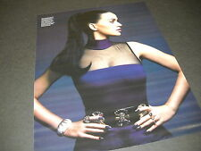 KATY PERRY head turned with hands on hips Promo Display Ad mint condition