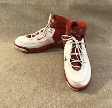 VINTAGE Nike Elite Air Max 314185-116 Basketball Running Shoes Sneakers Size 16