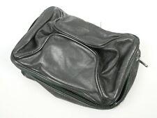 Leder Bereitschaftstasche (ähnl. benser) leather everready case ca. 17x12x11cm
