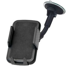 Für ZTE Axon 11 Scheiben Saugnapfhalter Halterung 360°+60° Auto KFZ Halter