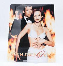 GOLDENEYE 007 - Glossy Fridge / Bluray Steelbook Magnet Cover (NOT LENTICULAR)