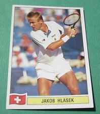 N°86 JAKOB HLASEK SUISSE ATP TOUR TENNIS 1992 PANINI 92