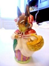 BESWICK BEATRIX POTTER FIGURE MRS RABBIT DIRECT FROM HOUSE CLEARANCE