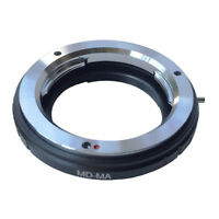 Camera Adapter Ring For MD-MA Minolta MD MC Lens To Sony Alpha Minolta AF MA