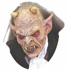 Halloween Costume EXODUS DEVIL ULTIMATE DEMON LATEX DELUXE MASK Haunted House