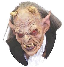 Halloween LifeSize Costume EXODUS DEVIL DEMON LATEX DELUXE MASK Haunted House