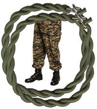 Army Military Uniform Trousers Pants Green Elastic Blousing Garter / Straps