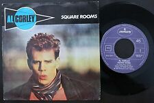 AL CORLEY SINGLE MADE IN PORTUGAL 45 PS 7 * SQUARE ROOMS *