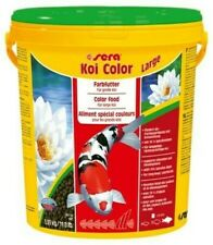 Sera Koi Color Large 21 L Pond Fish Food Koi Food Coloured Food Bucket Fresh