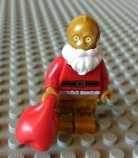 Lego Star Wars C3PO Santa New