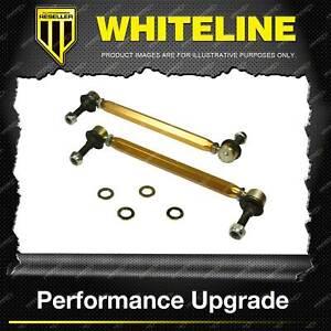 Whiteline Front Adj Sway Bar Link for Toyota Aurion Camry ACV AHV ASV AVV 40 50