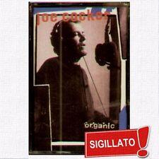 "JOE COCKER "" ORGANIC "" MUSICASSETTA SIGILLATA (K7- MC) EMI"