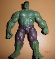 AVENGERS assemble THE HULK figure toy Marvel Universe Bruce Banner