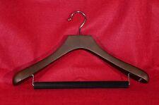 Luxury Wooden  Suit Hangers,  set of 3