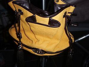 sac lancel bb jaune