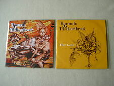 HANNAH & THE HEARTBREAK job lot of 2 promo CDs Open Heart Surgery The Gate