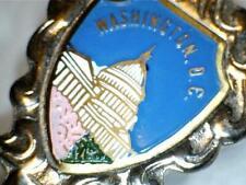 """Washington Dc Collectible Souvenir Spoon 3-1/2"""""""