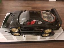 Pocher Ferrari F40 1/8 Original Black K60