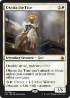 Oketra the True - Amonkhet NM/M - God Card