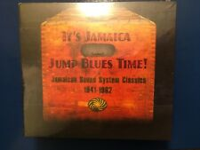 ITS JAMAICA  JUMP BLUES. TIME.    1941. -  1962.     THREE DISC BOXSET