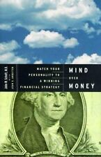 Mind over Money Match Your Personality to a Winning Financial Strategy JW Scott