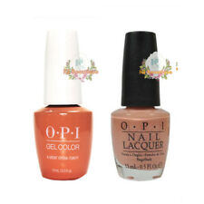 OPI GelColor & Nail Lacquer Matching Color Pick Any