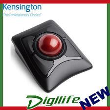 Kensington Expert Mouse Wireless Trackball 4 Buttons Bluetooth Receiver 72359