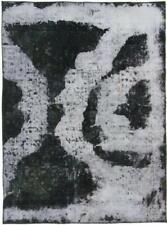 Designer Vintage Picasso Look Jean Wash Perser Teppich Orientteppich 1,97 X 1,45
