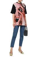 Christopher Kane Scream Print Oversized T-Shirt