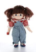 Precious Moments Doll Collection Vinyl Plush Tabitha #1453 Apple for Teacher