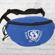 Hooligan Bauchtasche Hip Bag HOF blau Gürteltasche Hüfttasche Waist bag blue