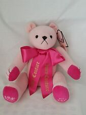 NWT Authentic Juicy Couture Rare: MP3 Pink Bear Speaker