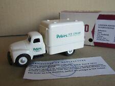 648 H Rare Micro Models MM009 International Peters Ice Cream GB8/8 + Boite 1:60