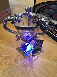 Harry Potter Light Up Triwizard Goblet Cup Official Warner Bros Studio Tour