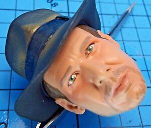 Sideshow 1:6 Indiana Jones Raiders of the Lost Ark Figure - Harrison Ford Head A