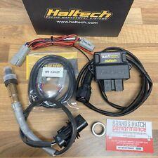 Haltech WB1 Single Channel CAN O2 Wideband Lambda Controller Kit incl sensor