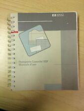 Manuale d'uso - Stampante HP LaserJet IIIP - Italiano - 1991 - Ottime condizioni