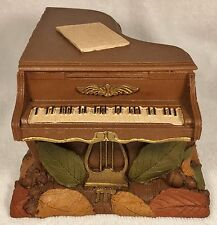 PIANO-R 1988~Tom Clark Gnome~Cairn Item #5026~Ed #20~COA & Story are Included