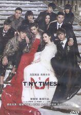 Tiny Times 1 DVD Mini Yang Amber Kuo Kai Ko Haden Kuo NEW R3 Eng Sub