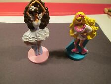 1990's Barbie Happy Meal Toys Set of 2
