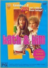 KATH & KIM (Jane TURNER Gina RILEY Glenn ROBBINS) Comedy TV Series (2 DVD Set)
