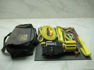 Superwinch Winch In A Bag, 2000 LB, 12 V DC Electric Winch