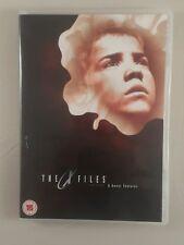 X-files dvd the movie dvd - X-files the movie dvd