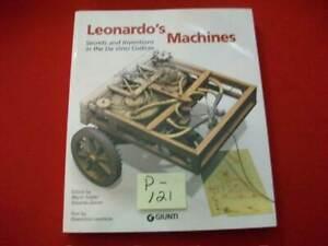 LEONARDO'S MACHINES-SECRETS & INVENTIONS IN THE DaVINCI CODICES. AMAZING CONTENT